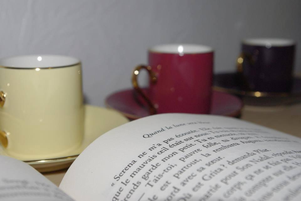 Café livres   