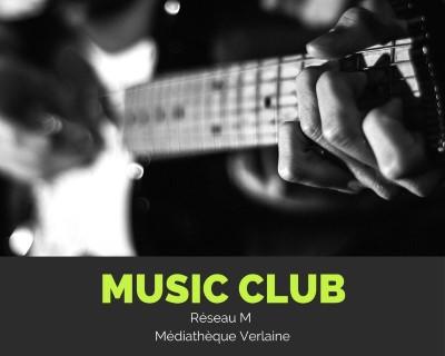 Music Club  |