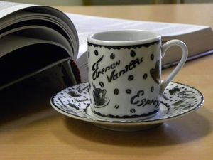Café livres |
