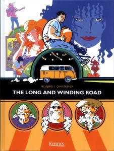 [Bandes dessinées] - The long and winding road scénario Christopher, dessin Ruben Pellejero |